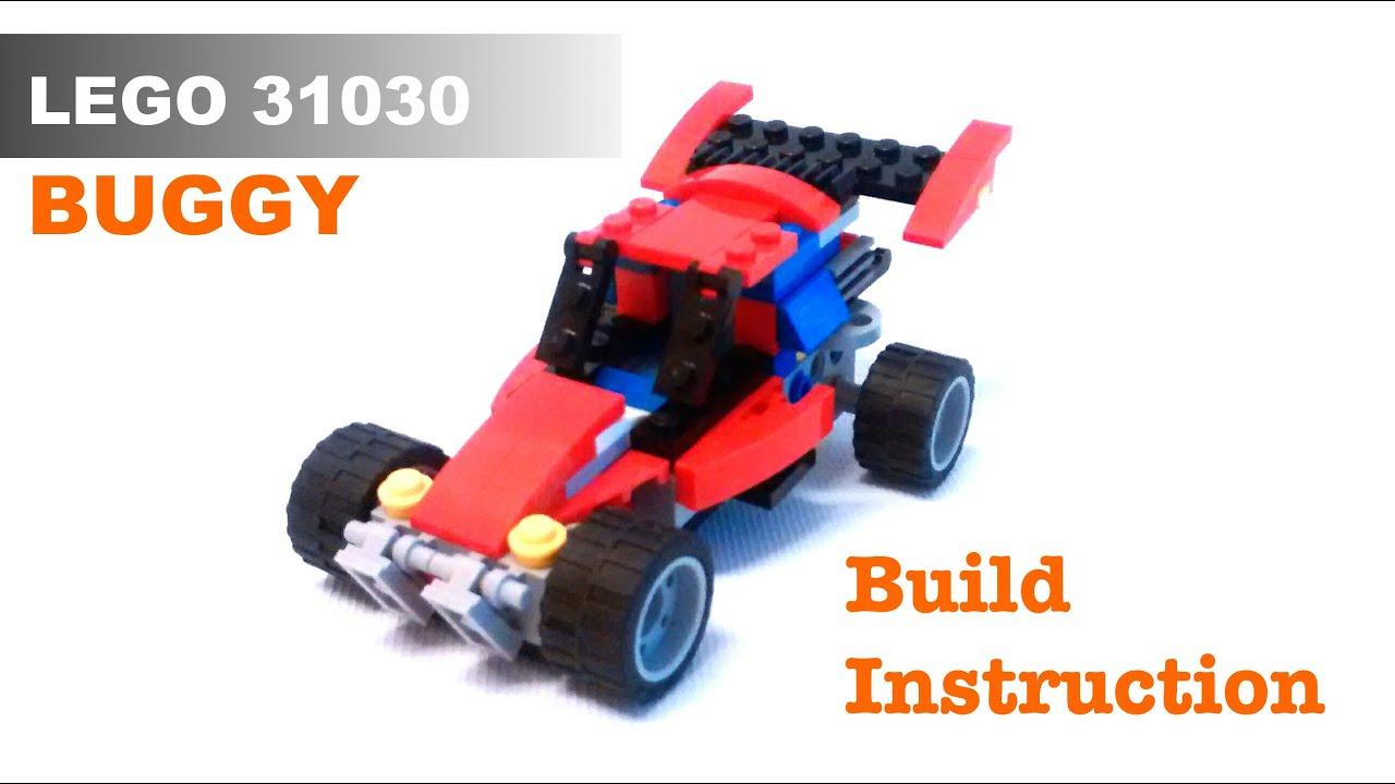 lego alternate builds instructions