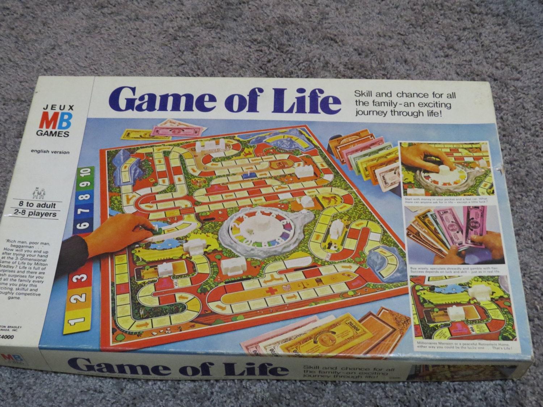 game of life instructions original