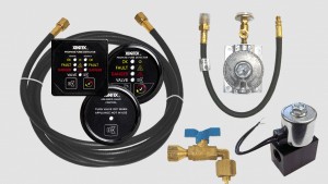 dual tank propane regulator instructions
