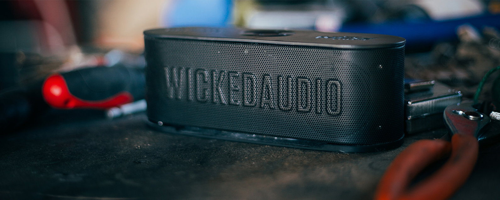 wicked audio bluetooth speaker instructions