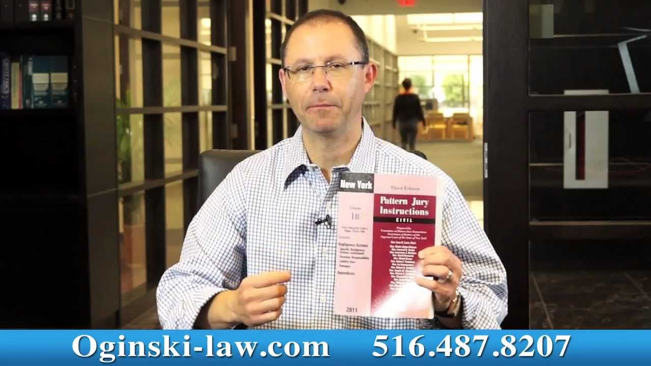 ny pattern jury instructions lexis