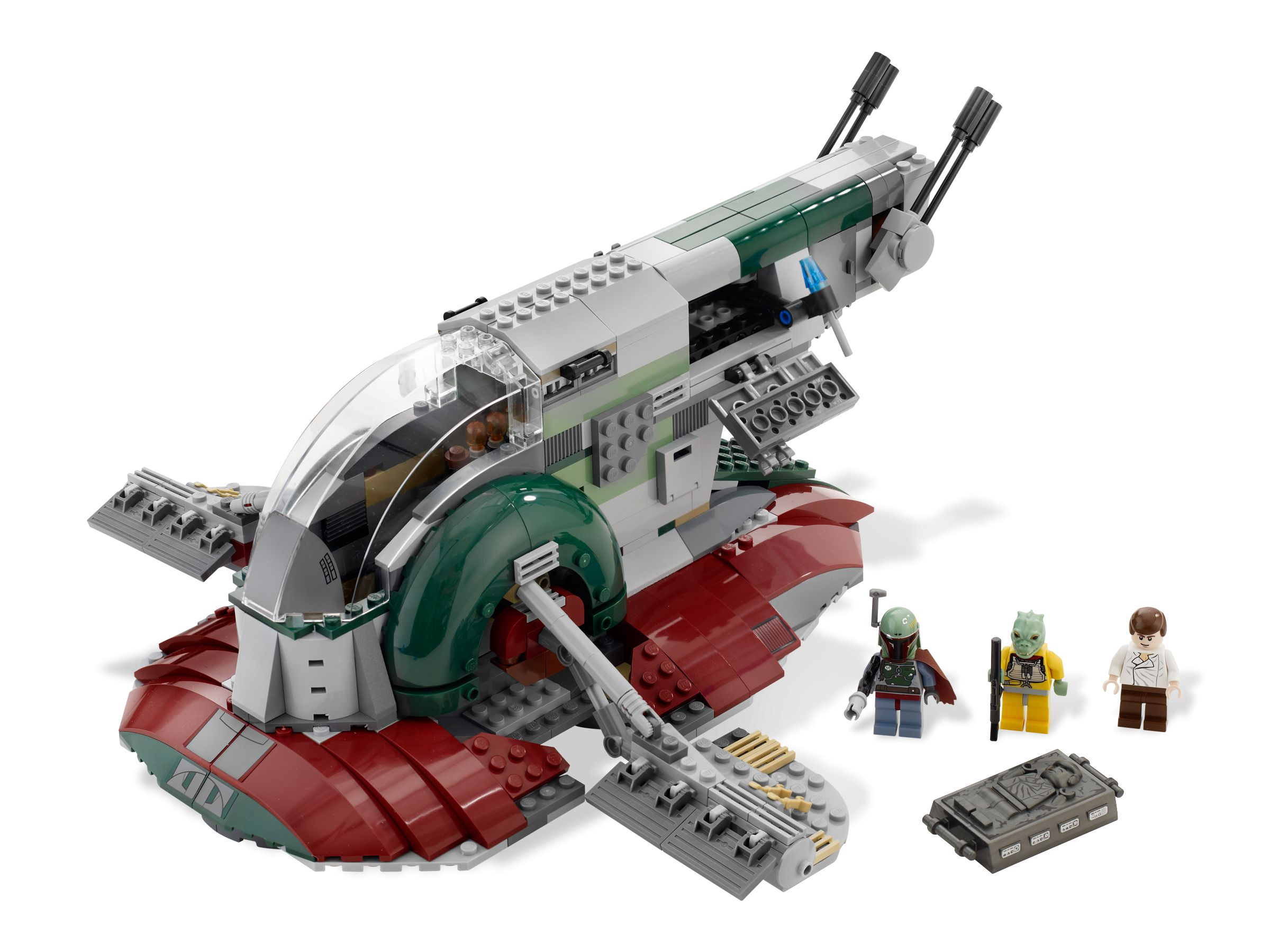 lego star wars 8097 instructions