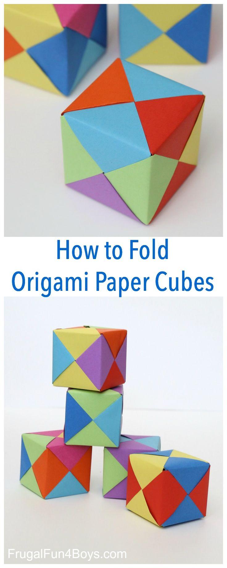 origami ninja star instructions