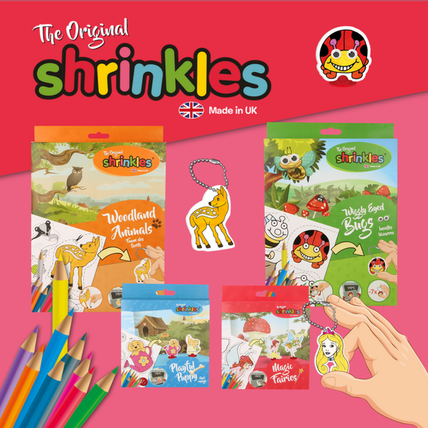 the original shrinkles instructions