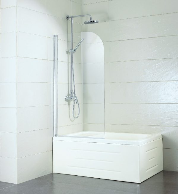 shower screen installation instructions