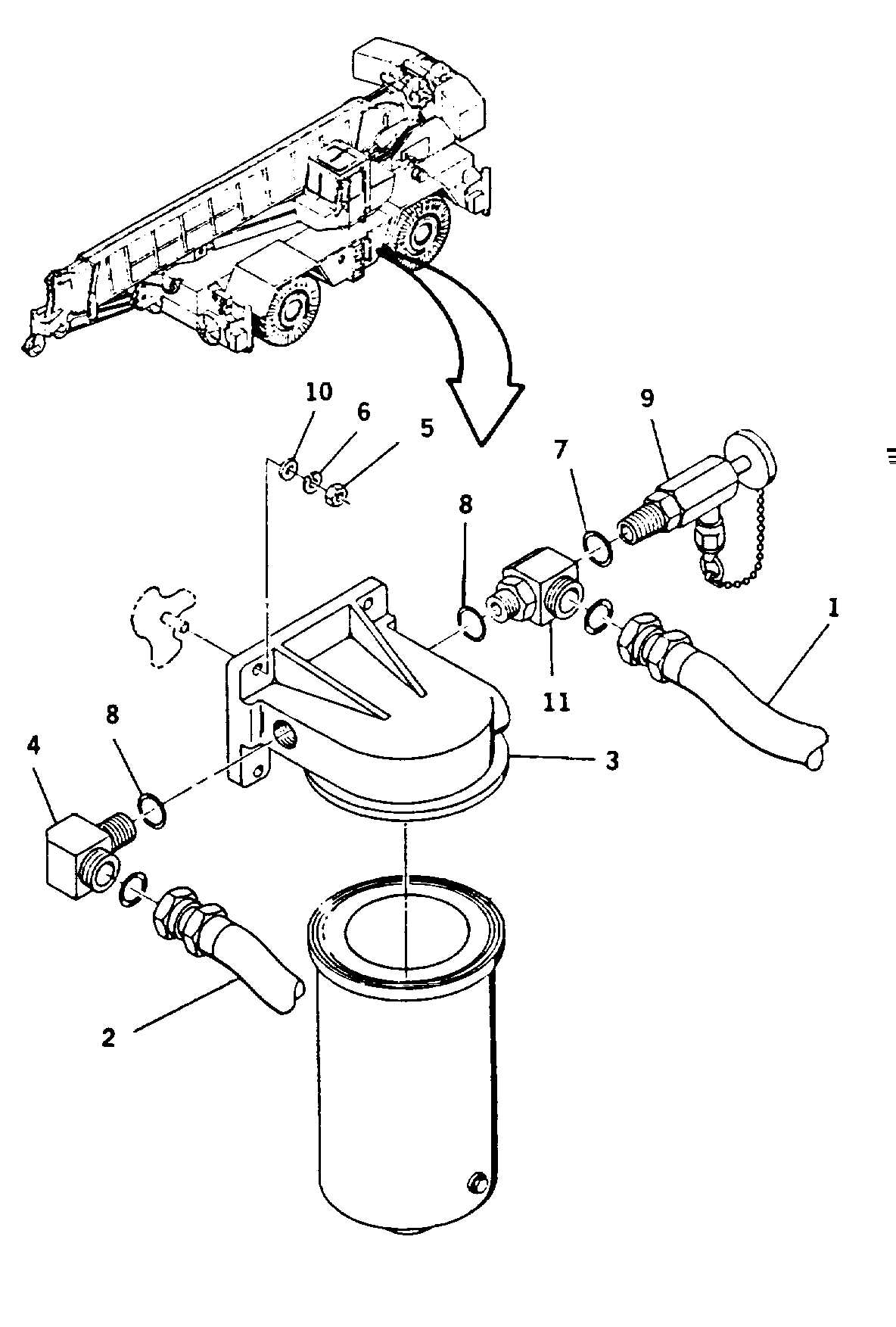 racor fuel water separator instructions