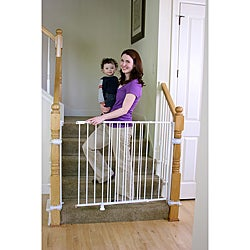 munchkin extra tall and wide gate instructions