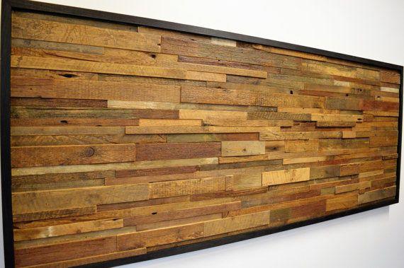 reclaimed wood headboard instructions
