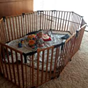 north states baby gate instructions