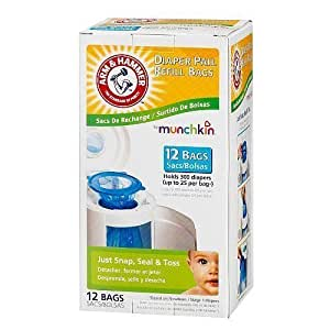 arm and hammer diaper pail instructions