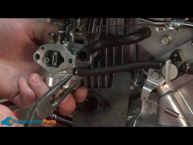 tecumseh carburetor rebuild kit instructions