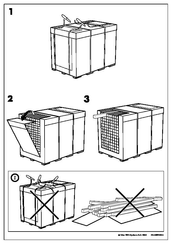 skorva bed assembly instructions