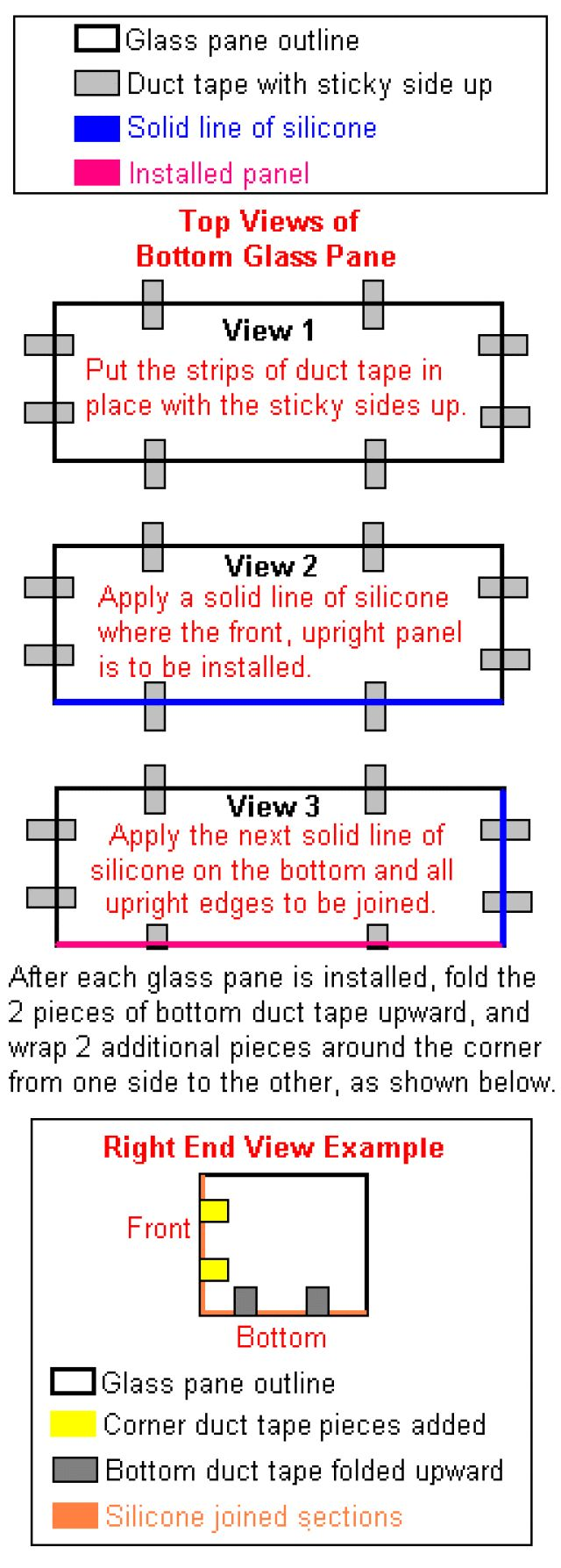 fluval u4 underwater filter instructions