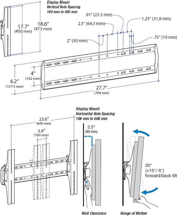 ergotron wall mount instructions