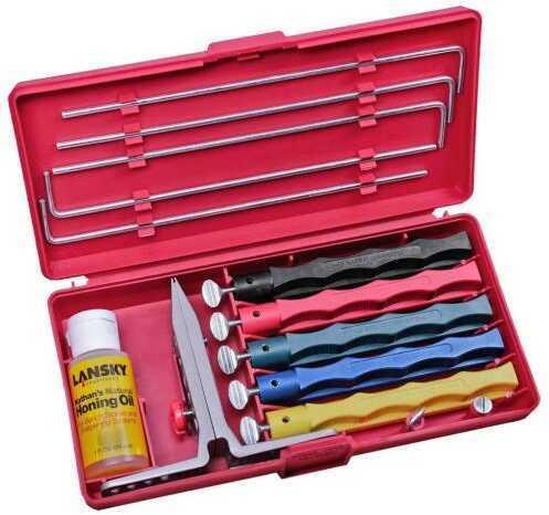 lansky sharpening system instructions