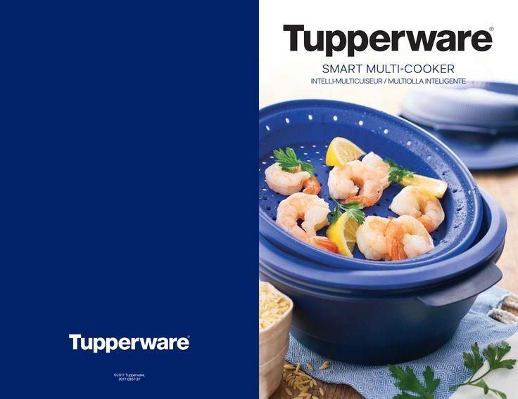 tupperware multi server instructions