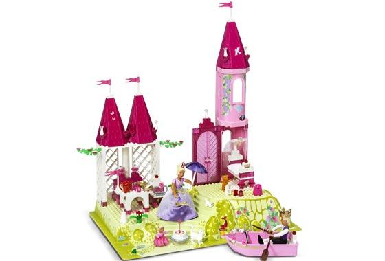 duplo big royal castle instructions