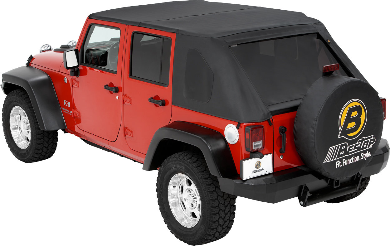 mopar jeep soft top installation instructions
