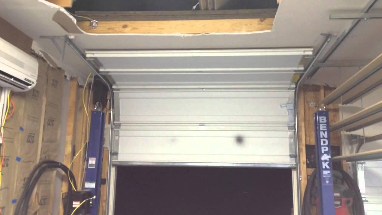 liftmaster garage door opener instructions