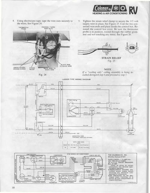 coleman mach 15 installation instructions
