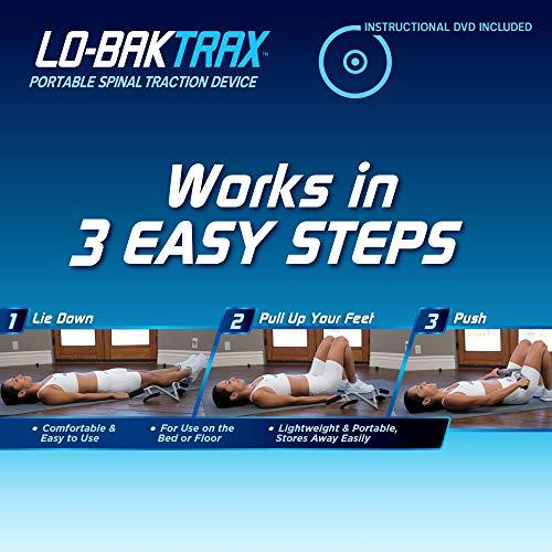 lo bak trax instructions