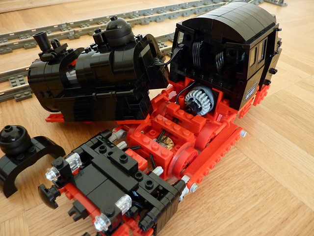 lego 42056 power functions instructions