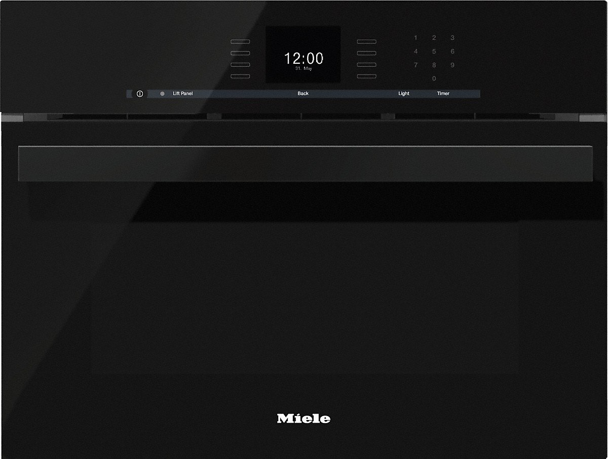 miele steam oven instructions