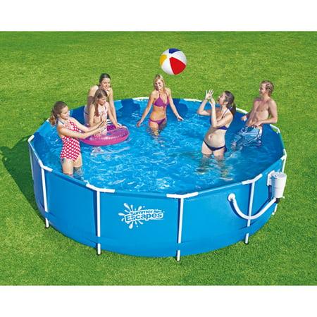 summer escapes pool instructions