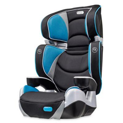 evenflo car seat belt instructions