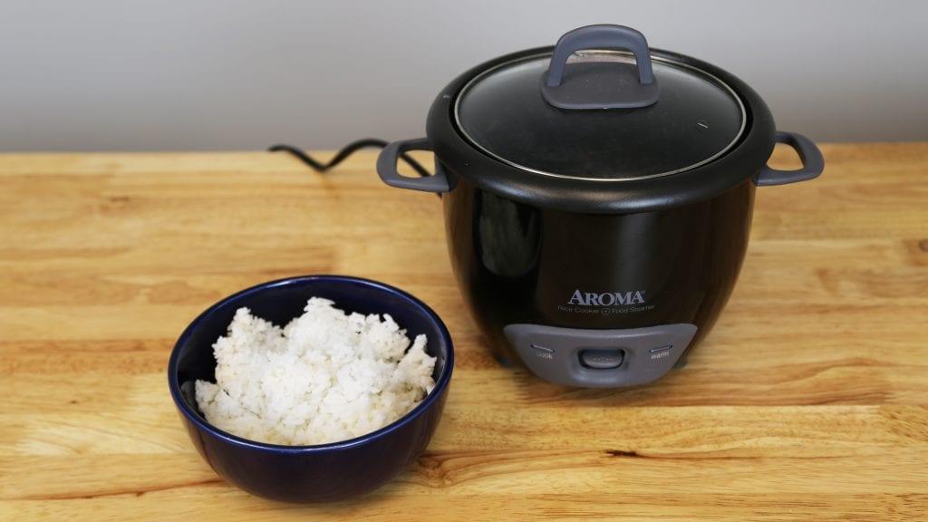 aroma rice maker instructions