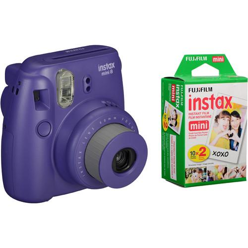 instax mini 8 instructions