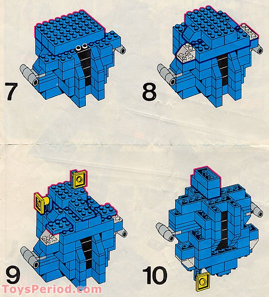 space age crystals instructions pdf