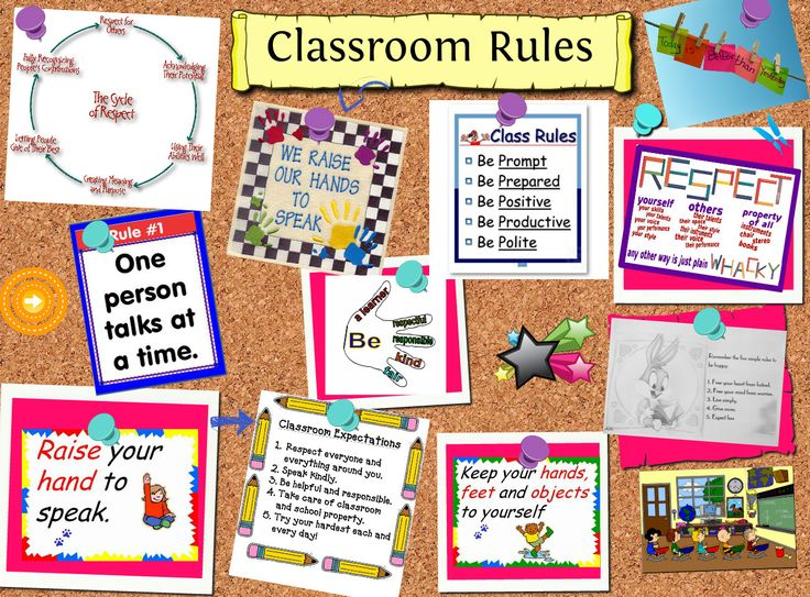 examples of instructional materials used in the classroom