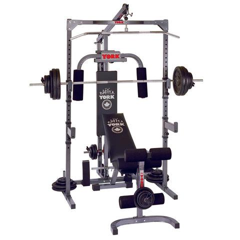 york fitness multi gym assembly instructions