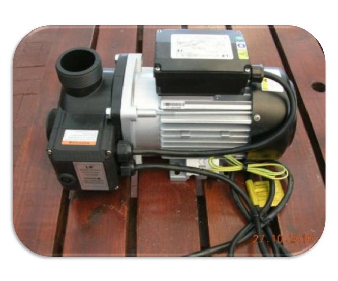 hot tub heater replacement instructions