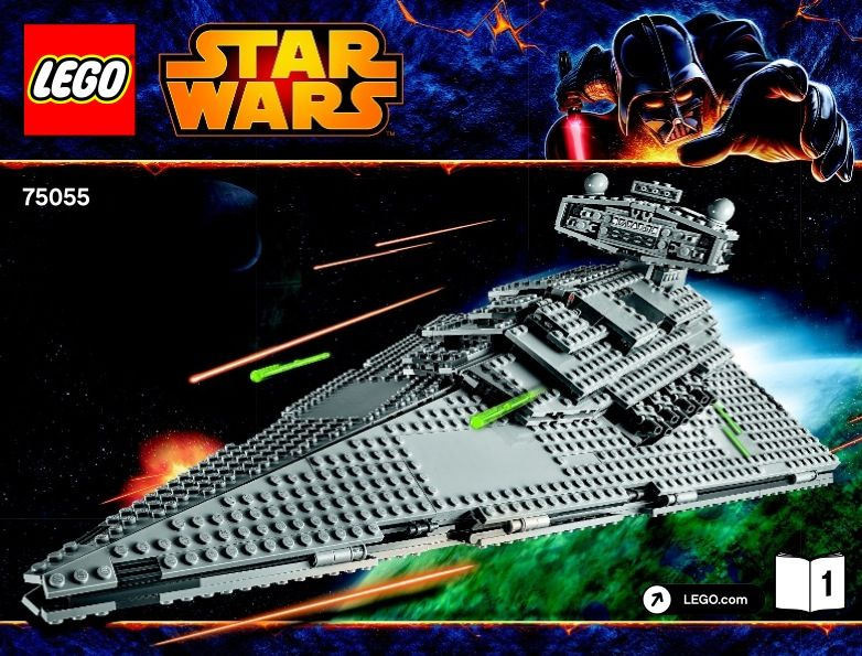 lego super star destroyer instructions
