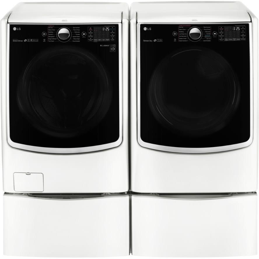 lg washer dryer instructions