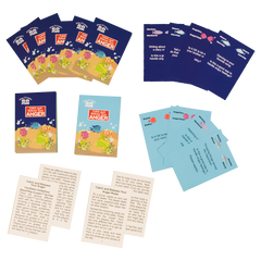 stop relax and think card game instructions