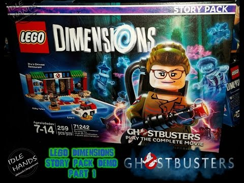 lego dimensions story pack instructions