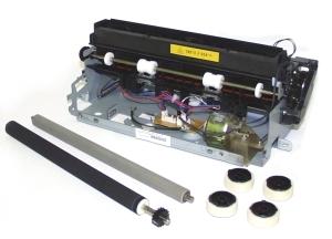 lexmark t644 maintenance kit instructions