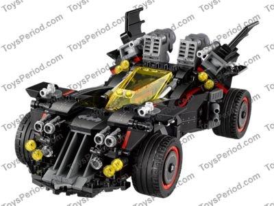lego dimensions batmobile instructions