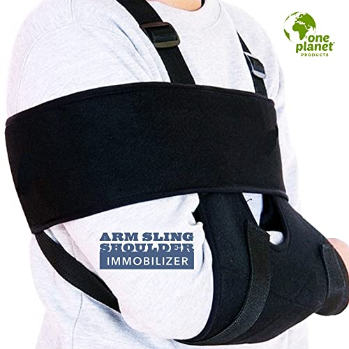 rotator cuff sling instructions