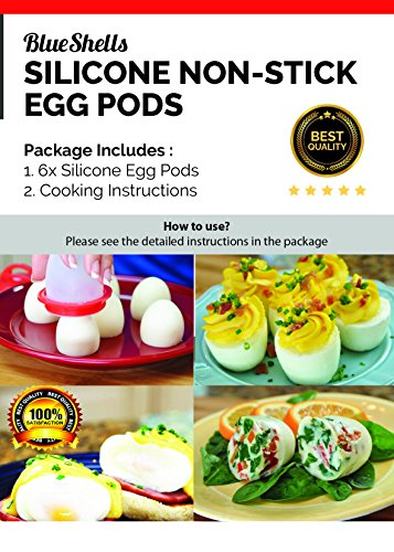 silicone egg poacher microwave instructions