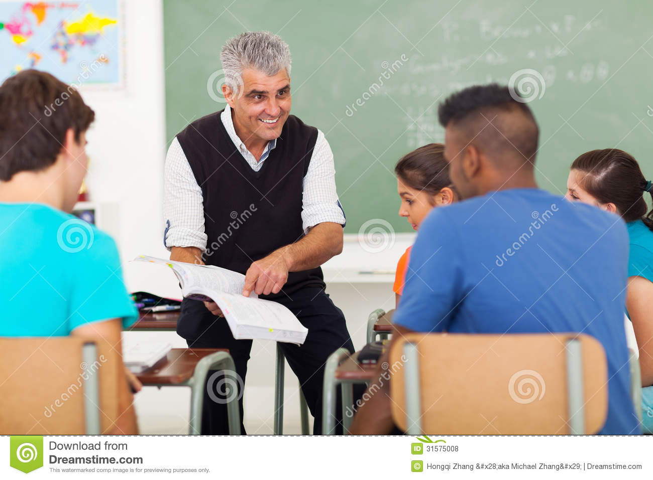 small group instruction high school