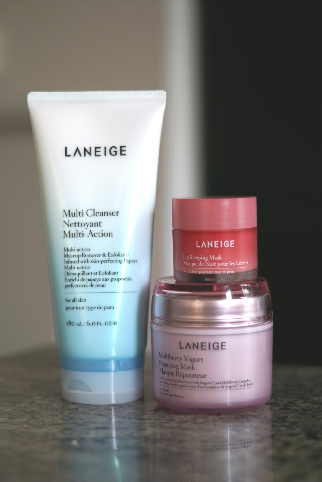 laneige yogurt mask instructions