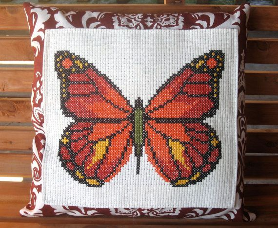 plushcraft butterfly pillow instructions