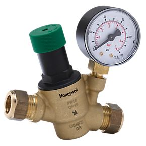 honeywell pressure reducing valve instructions