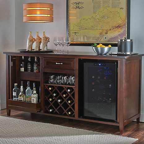 tuscan expandable wine bar assembly instructions