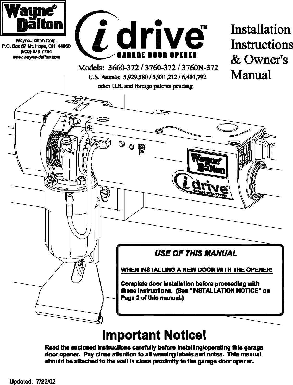 overhead door remote programming instructions