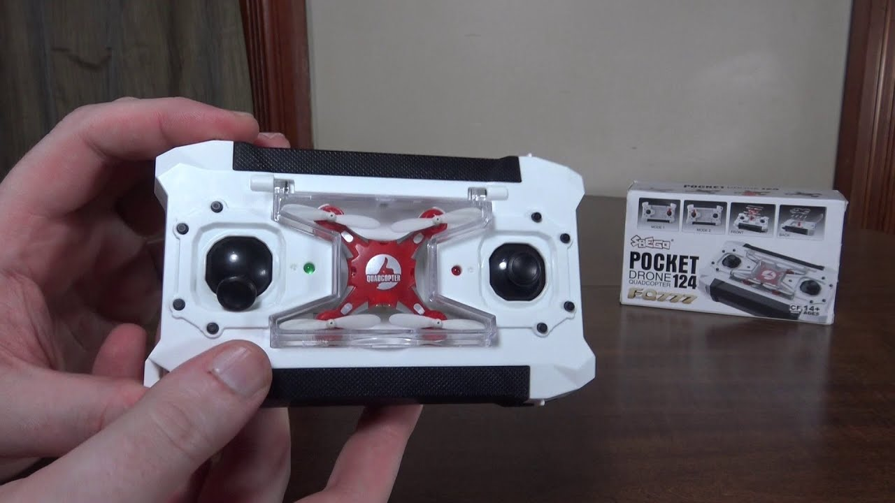 fq777 124 pocket drone instructions